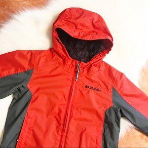 Columbia ⚜️ Rain Jacket/Windbreaker Hybrid Jacket